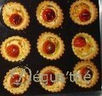 Mini-tartelettes à la tomate