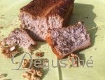 Pain aux noix sans gluten